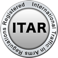 ITA, 22 CFR 120-130 REGISTERED logo